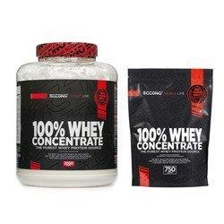 Eccono 100% Whey Protein 2000g + 750g GRATIS!