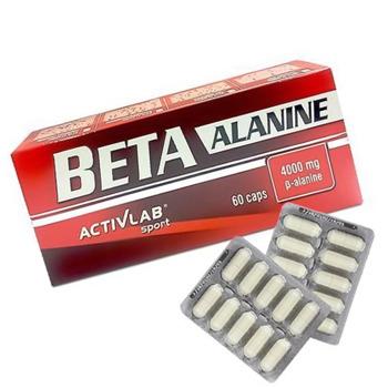 Activlab Beta-Alanine 60 Kaps