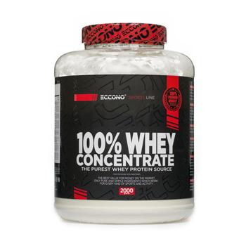 Eccono 100% Whey Protein 2000g