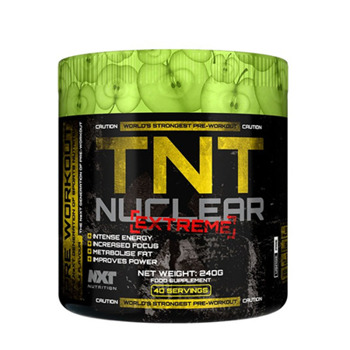 NXT TNT Nuclear Pre Workout 240g [40 serv]